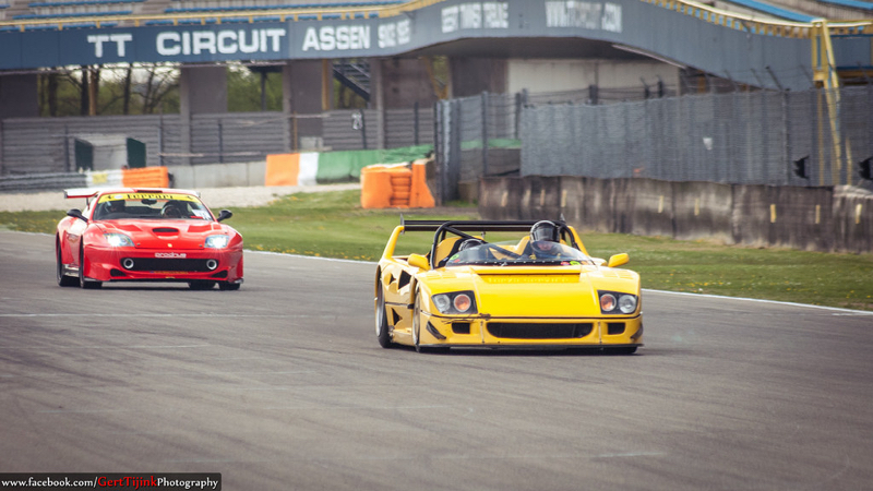 DLEDMV - Ferrari F40 LM Barchetta - 01