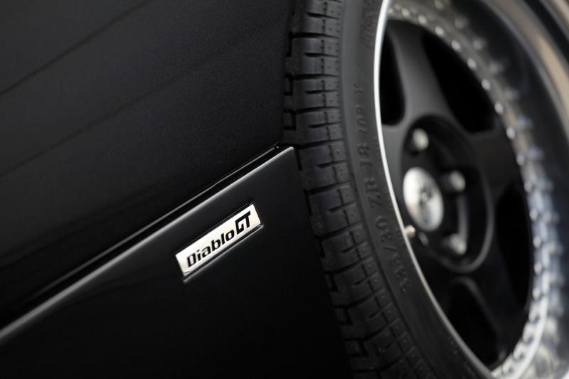 Lamborghini Diablo GT By TopCar Bandante De Lessence