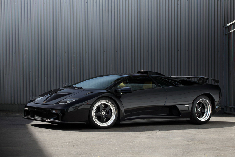 DLEDMV - Lamborghini Diablo GT Carbone - 12