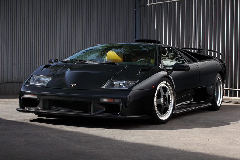 DLEDMV - Lamborghini Diablo GT Carbone - 15