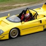 Ferrari F40 LM Barchetta - Qu'on lui coupe la tête !