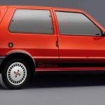 Fiat Uno Turbo i.e. en mode 200+
