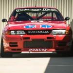 Nissan Skyline GT-R R32 GrA - Godzilla chez les Kangourous !
