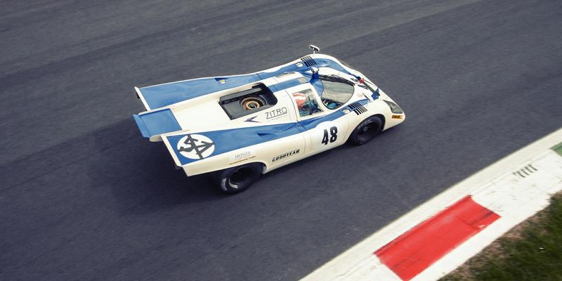 "Engine Sound : Porsche 917 K – La ""Pouissanz"" du Flat 12"