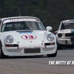 2 Porsche 911 RSR vs Mustang Shelby 350GT - Un plan à 3 !