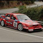 Hillclimb Monster : Alfa 155 V6 DTM... Tarmac Legend ! 3
