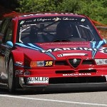 Hillclimb Monster : Alfa 155 V6 DTM... Tarmac Legend ! 1