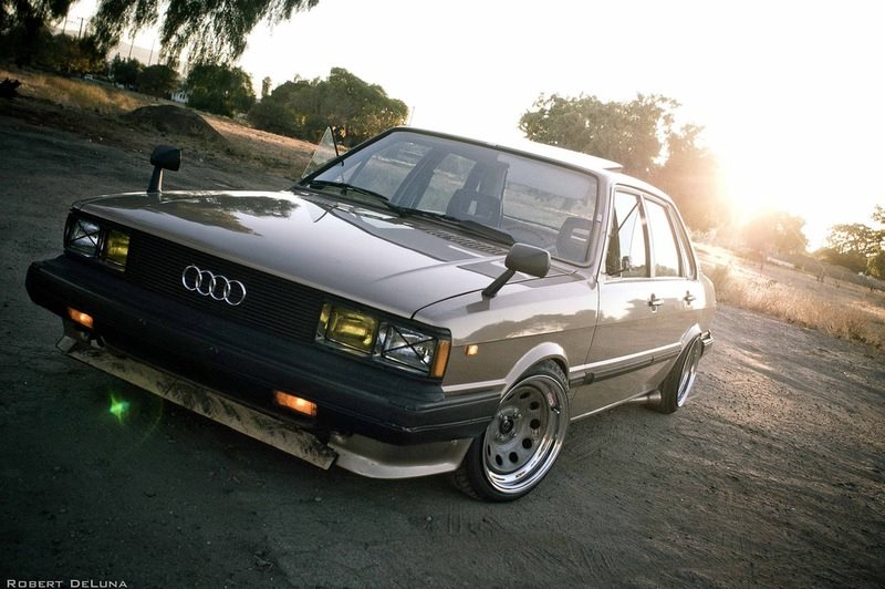 DLEDMV - Audi 80 Classic Stanced - 07