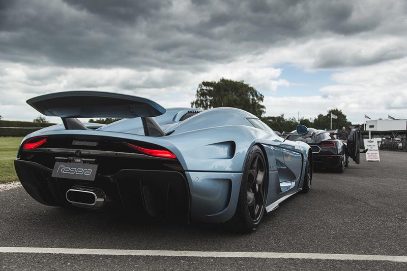 Goodwood Festival of Speed 2015 - Le Best-of 4