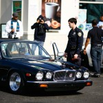 Slammed Jaguar XJ6... British Airways ! 2