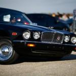Slammed Jaguar XJ6... British Airways ! 1