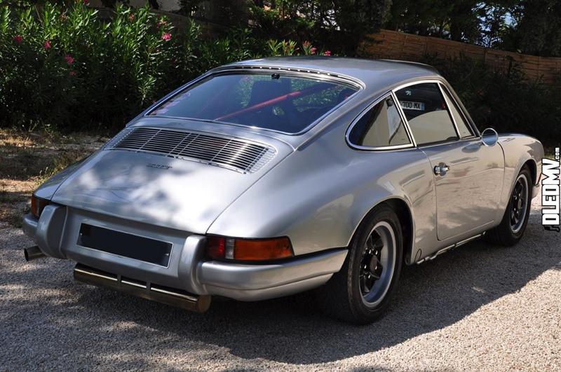 DLEDMV - Porsche 911 Damine Restomod -28