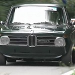 Hillclimb Monster : BMW 2002 Ti... presque normale !