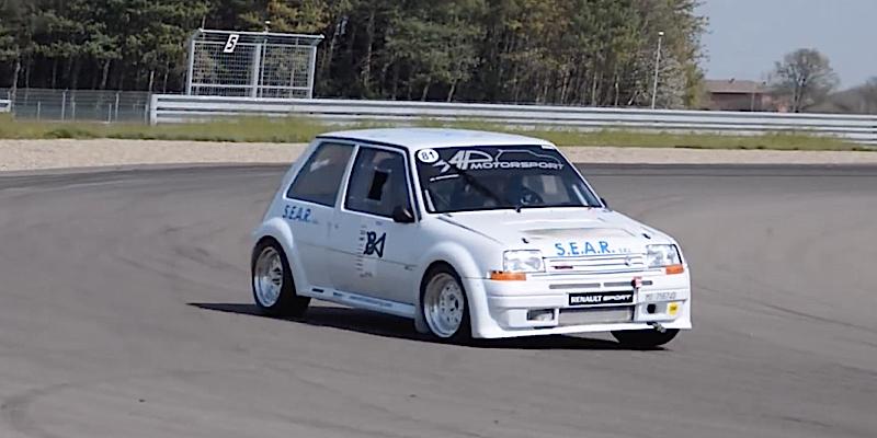 DLEDMV - Renault 5 GT Turbo 300 hp modene -04