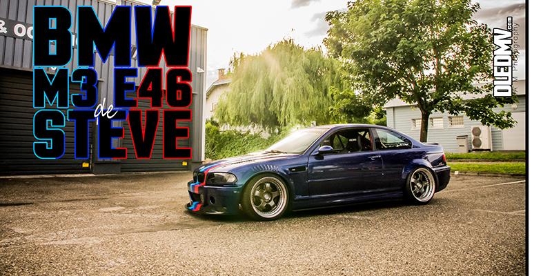 BMW M3 E46 – Presque une GTR !