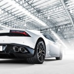 Engine Sound : la 1ère Huracan Akrapovic !