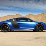 Engine Sound : Audi R8 V10 Plus en Capristo - Plus de bruit !