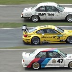 Engine Sound : M3 E30 vs 635 CSI vs M3 GT2 – Le temps qui passe…