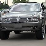 Donk BMW 750 Li... Elle va vous énerver celle là !