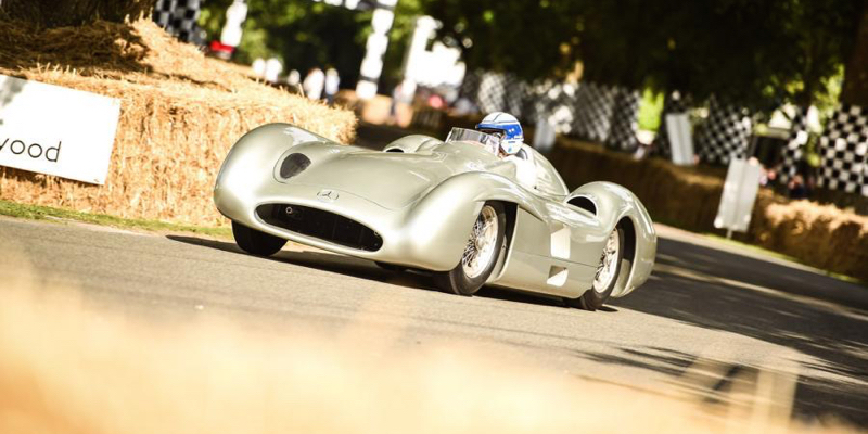 Goodwood Festival of Speed 2015 – Le Best-of