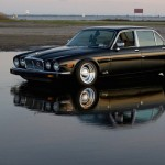 Slammed Jaguar XJ6... British Airways !