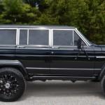 "'84 Jeep Wagoneer Custom ""Governator"""