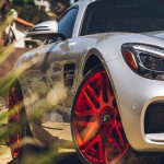 Mercedes AMG GT en Forgiato – Red is not dead !