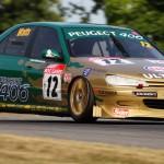 Patrick Watts à la Bathurst 1000 en 97... En Peugeot 406 !