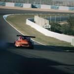 Porsche 996 GT2 biturbo Lammertink Racing... 700 ch sur Jerez !