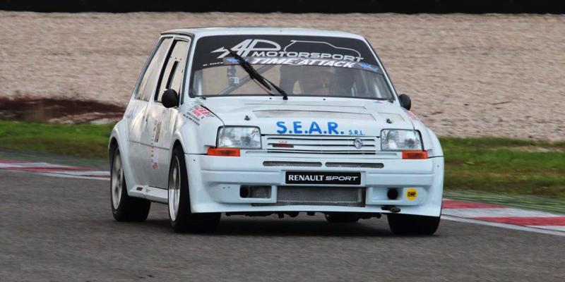 Une 5 GT Turbo… Avec 300 ch sous le capot !