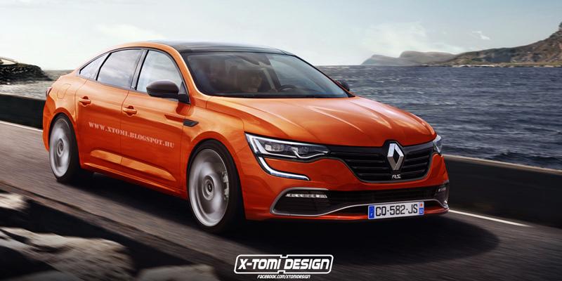 Renault Talisman RS… La chasse à la berline allemande !