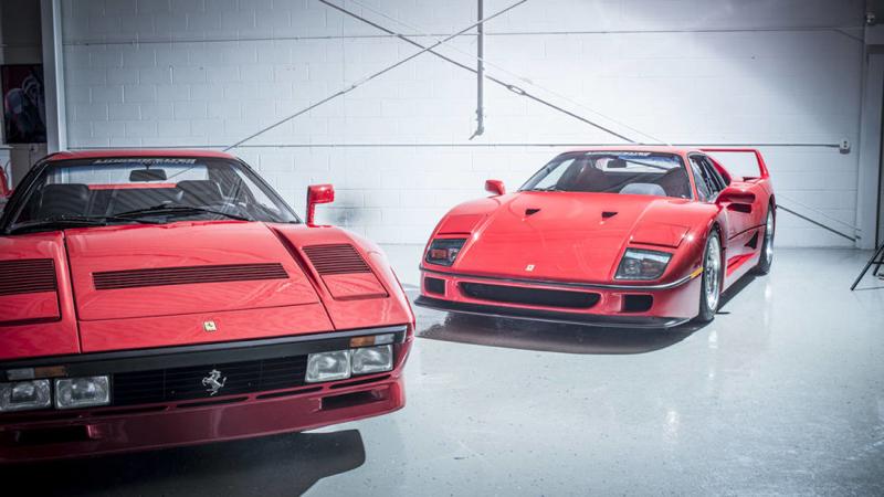 DLEDMV - Ferrari 328 GTS Turbo #1 - 04