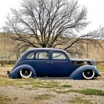 Ford Sedan '37 Hot Rod... Rat rod daily ! 4