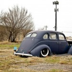 Ford Sedan '37 Hot Rod... Rat rod daily ! 3
