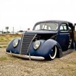 Ford Sedan '37 Hot Rod... Rat rod daily ! 2