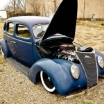Ford Sedan '37 Hot Rod... Rat rod daily ! 1