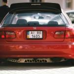 Stanced Civic EG4 - Le static c'est fantastique ! 4