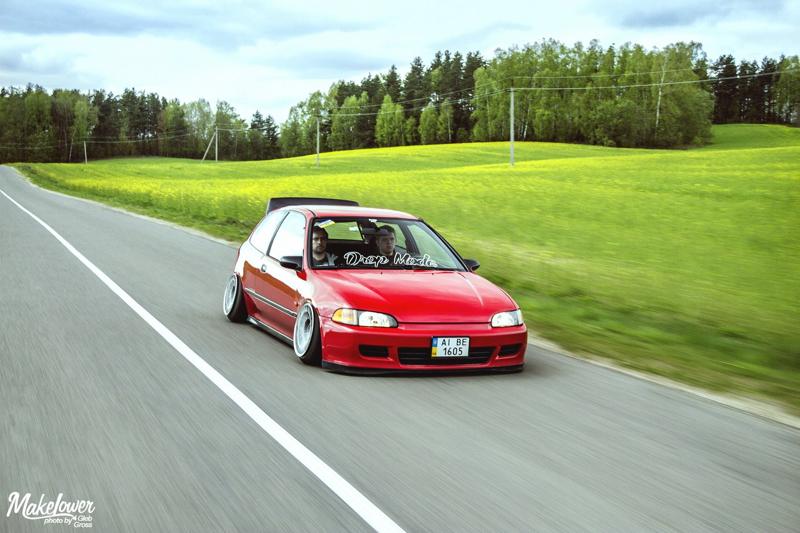 DLEDMV - Honda Civic EG4 Static - 10