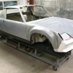 Porsche 916... Officieusement proto, officiellement violente ! 5
