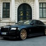 Rolls Royce Ghost Spofec - Elle est pour toi... 1