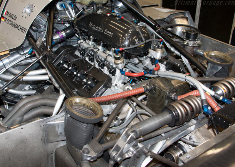 DLEDMV - Sauber Mercedes C11 - 04