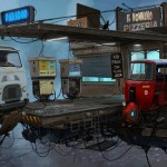"""Universe Scrap"" - Flying classic cars post-apocalytique totalement envoutant ! 15"
