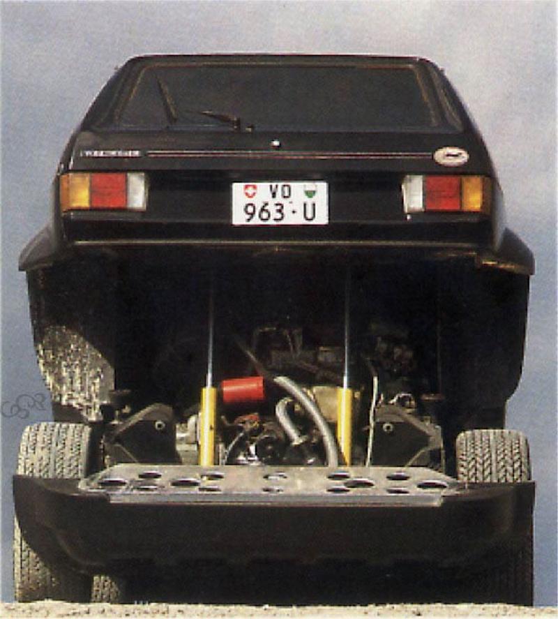 DLEDMV - VW Golf Turbo Sbarro - 01
