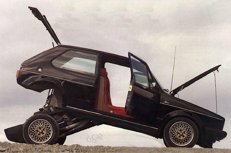 DLEDMV - VW Golf Turbo Sbarro - 05