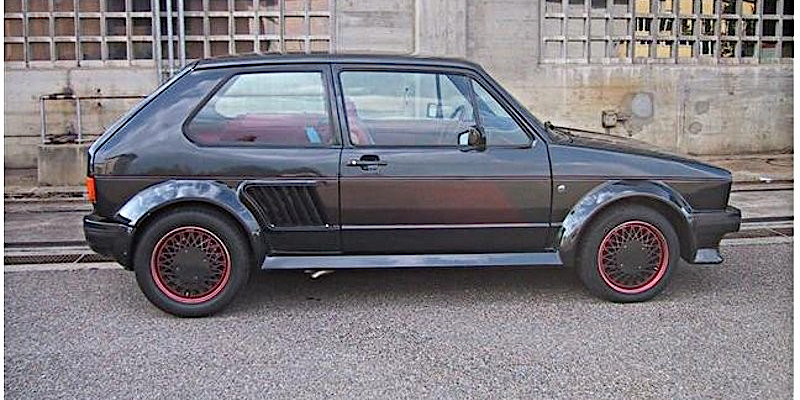 DLEDMV - VW Golf Turbo Sbarro - 07