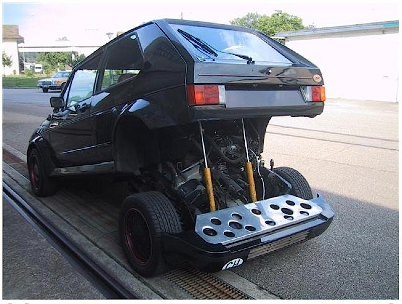 DLEDMV - VW Golf Turbo Sbarro - 08