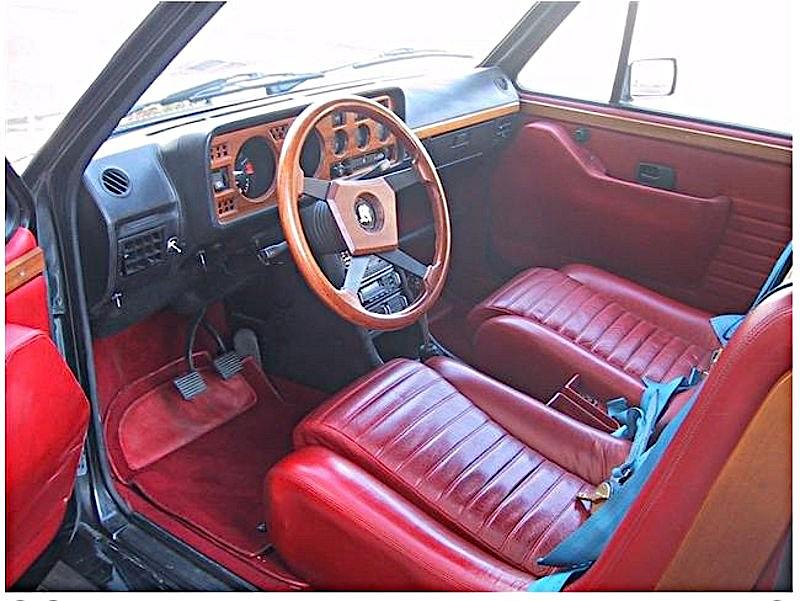 DLEDMV - VW Golf Turbo Sbarro - 09