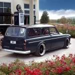 '67 Volvo Amazon Wagon... Arme de destruction massive ! 3