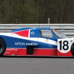 Engine Sound : '89 Aston Martin AMR1 – Le marteau pilon !