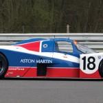 Engine Sound : '89 Aston Martin AMR1 - Le marteau pilon !